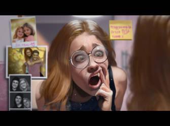 Vampire Girl 2 by asmrcrush2