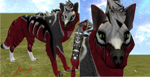 Red wolf preset ((Closed)) Paypal only