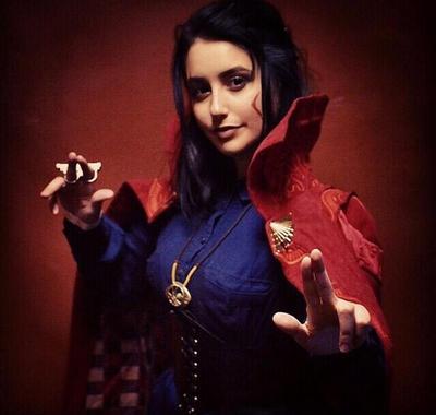 Doctor Strange Cosplay by IsabellaCUDA on DeviantArt