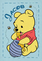 Baby Winnie The Pooh by TheOriginalAlisha