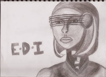 Mass Effect EDI by jeeno-jenelli