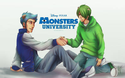 [Monsters University] First encounter