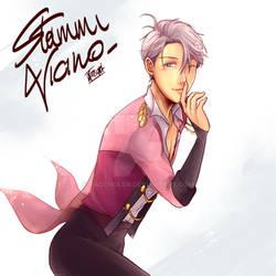 [Yuri on Ice] Stammi Vicino