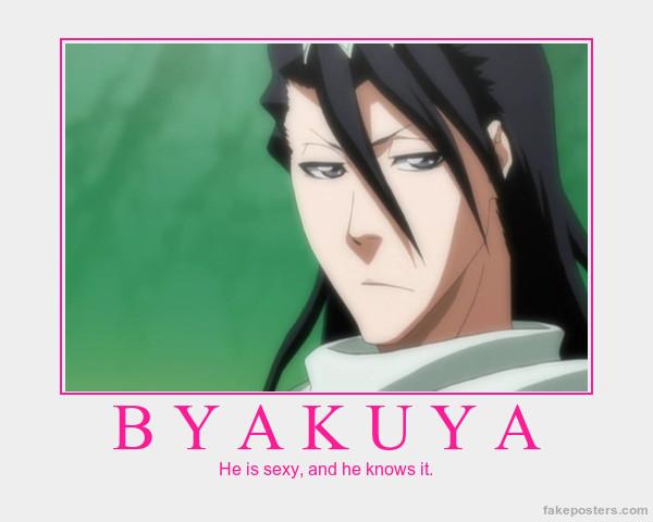 Byakuya by MalGirl101