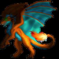 Blaze Pagedoll