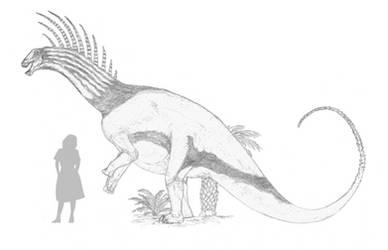Amargasaurusn't by randomdinos