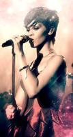 Rihanna by Zidanex