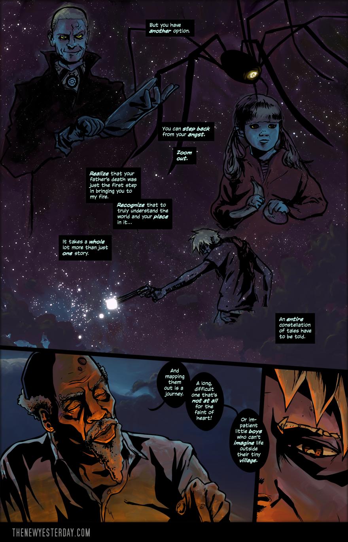 Prologue - Page 09 by jmackenziegraham