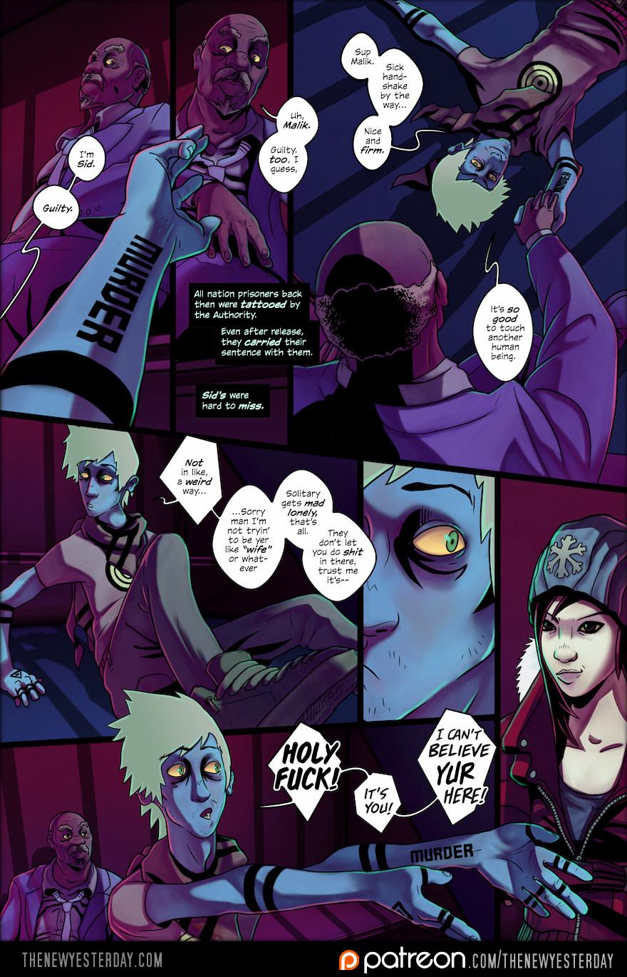The New Yesterday - Book 1/Page 20 by jmackenziegraham