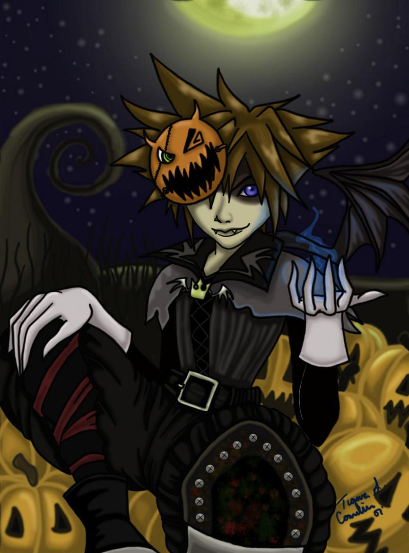 Halloween Town Sora by Rath-Roiben-Rye