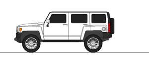2012 Hummer H3