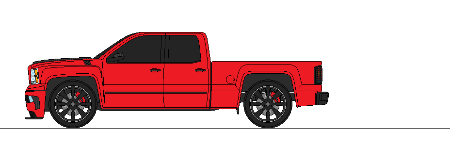 Chevy Silverado Extended Cab Short Bed