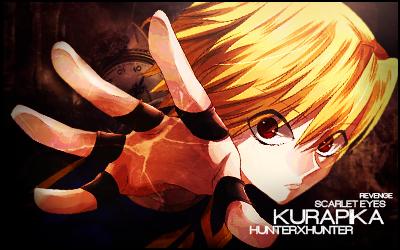 Uchiha Itasuke 87 20 Kurapika HunterXHunter By Noctisluciscaelum01