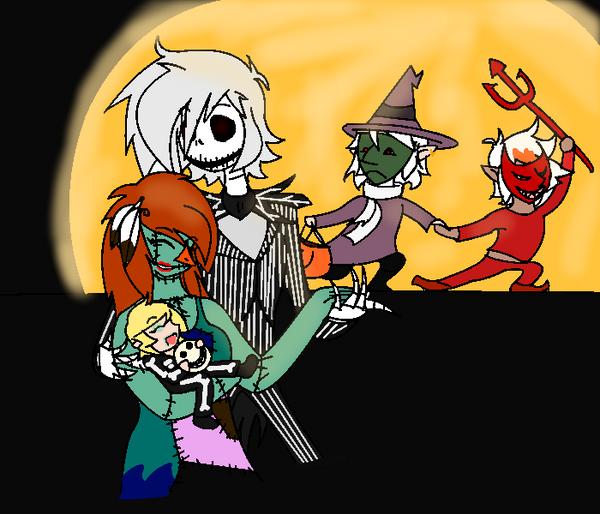 The Nightmare Before Christmas (Halloween costume) by Ask-Dark-Toon-Link ...  sc 1 st  DeviantArt & The Nightmare Before Christmas (Halloween costume) by Ask-Dark-Toon ...