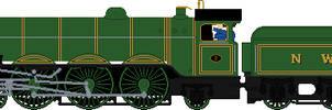 NWR #3: Henry (Old Shape) (DruPalmer 123 Style)