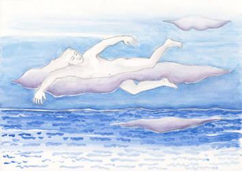 Man of the Cloud by KatyAmlie