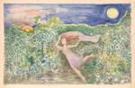 Commission - Midnight Summer Dream