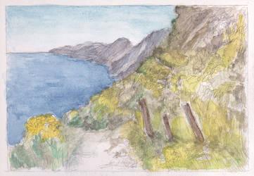 Coast Path by KatyAmlie