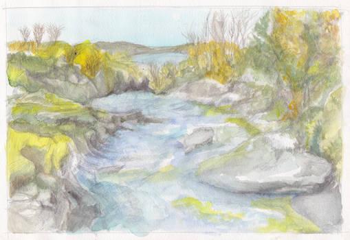 Nordnerney river