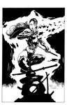 Psylocke-Inks by devgear