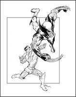 Fastball Inks by devgear