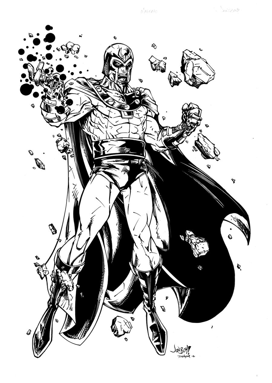 Magneto Inks by devgear