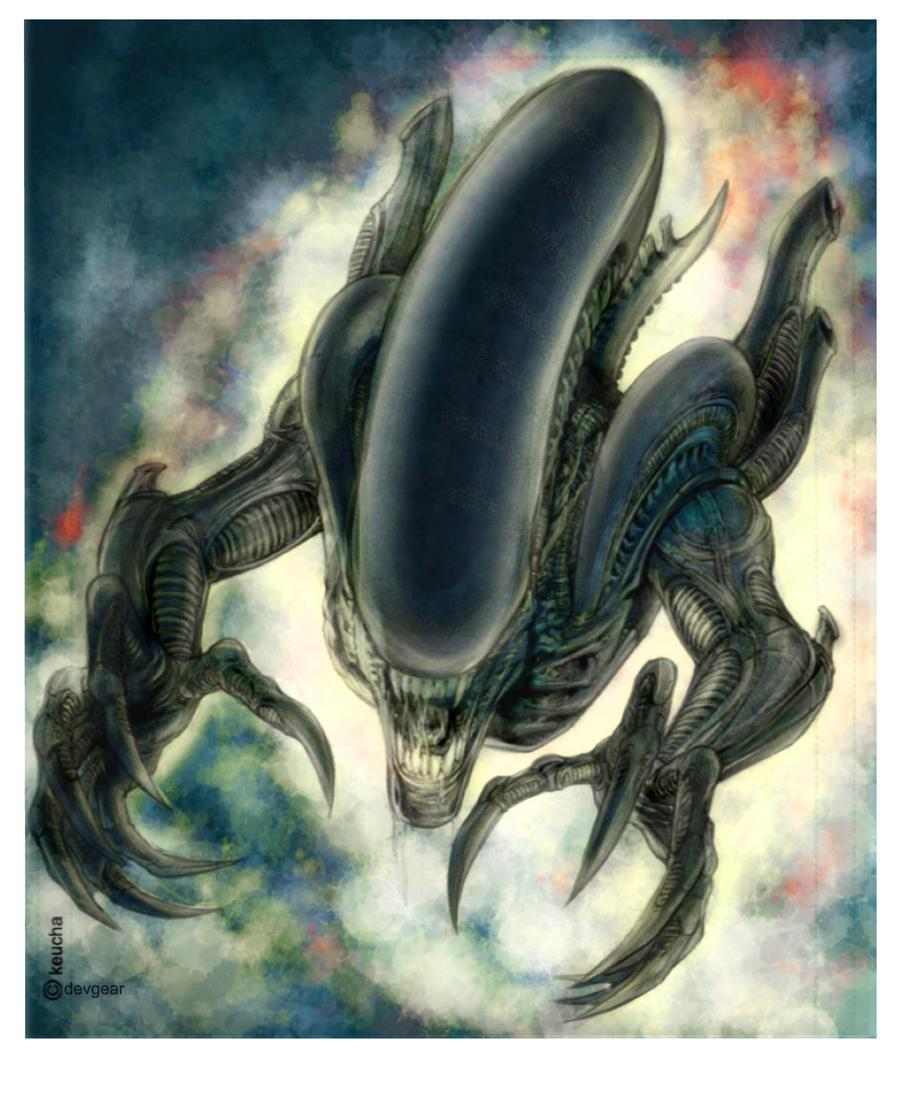 Alien Colors by devgear