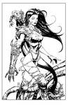 Witchblade Inks