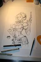 Lady M Ink by devgear