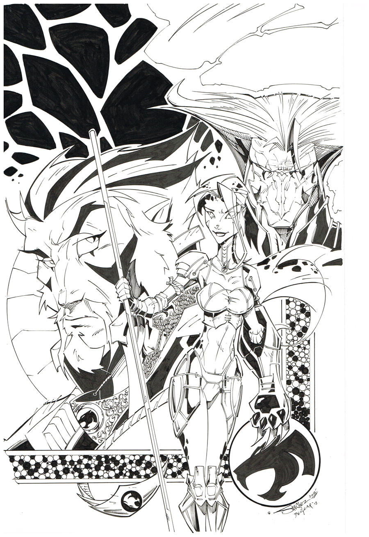 Thundercats Ink by devgear