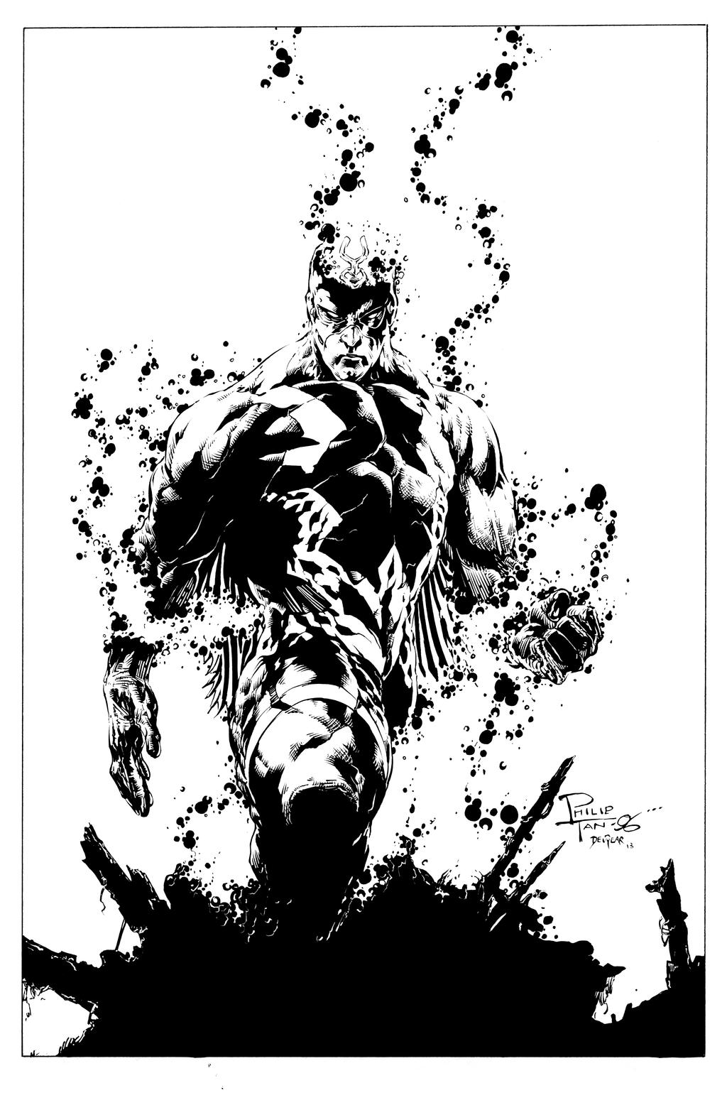 Blackbolt Inks by devgear