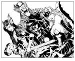 Lords of Asgard inks