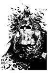 Batman Untold Inks
