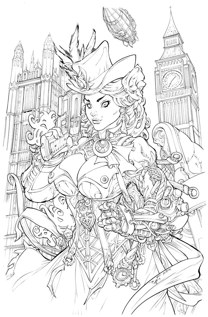 Victorian Secret Inks by devgear