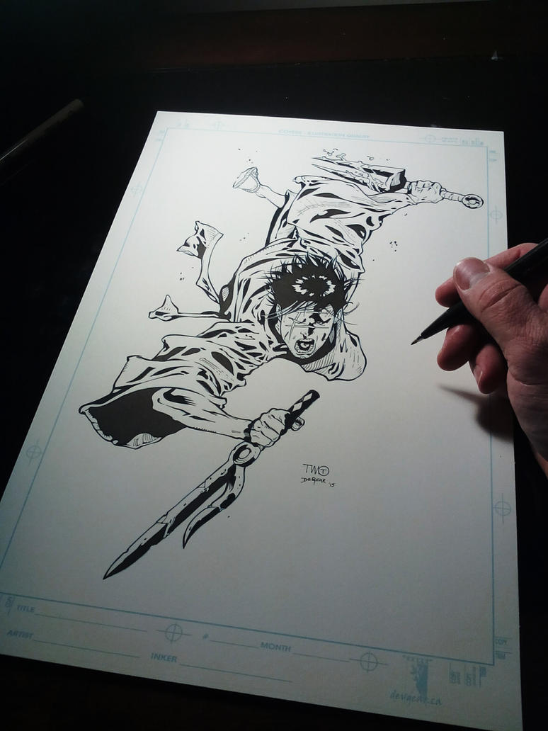Blade of the Immortal wip by devgear