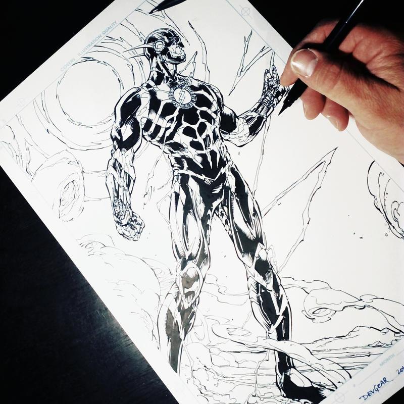 Future Flash by devgear on DeviantArt