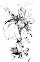 Asgardian Storm Inks by devgear