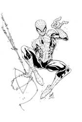 Spiderman Inks
