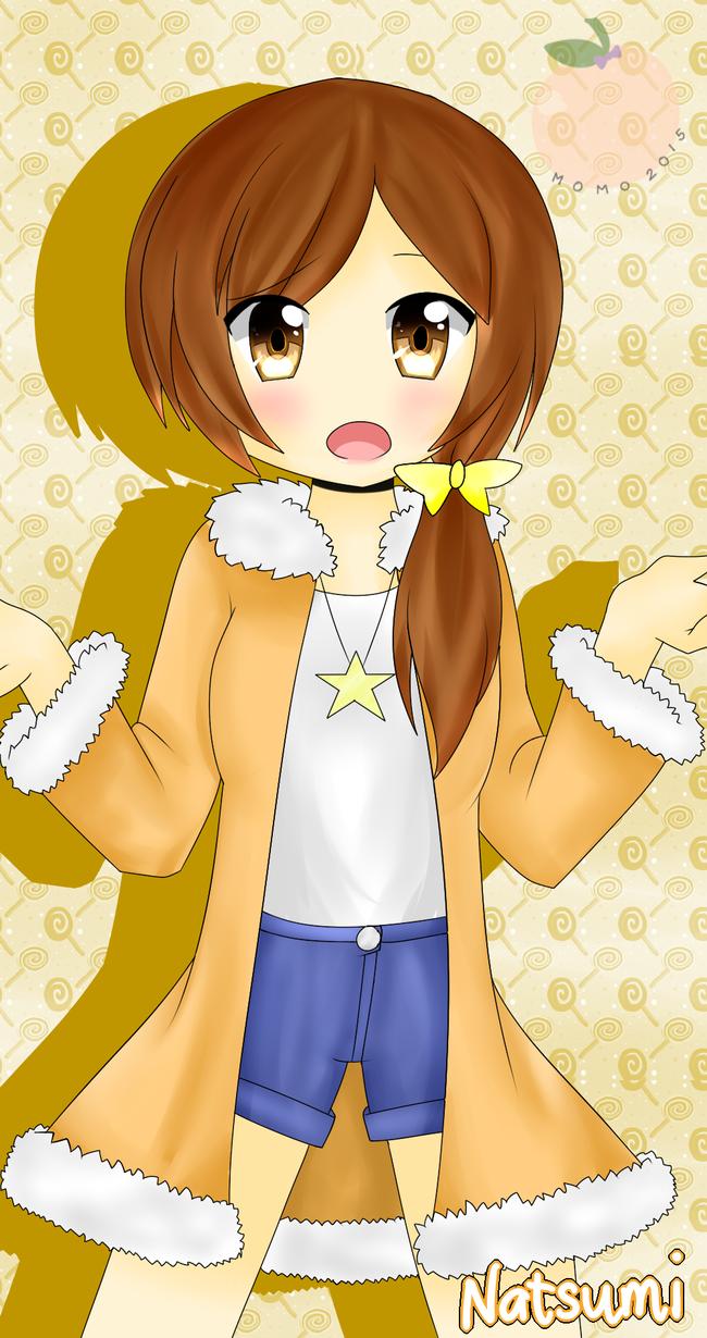 Solo: Natsumi by lilicovian03