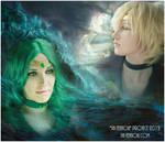Sailor Uranus and Sailor Neptun