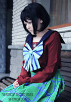 Hotaru Tomoe / Sailor Saturn. by Vaishravana