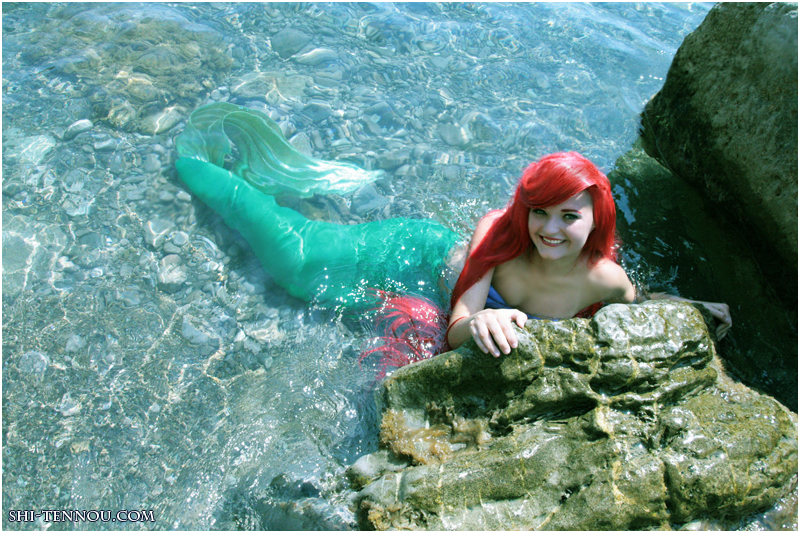Ariel. The Little Mermaid by Vaishravana