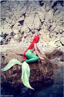 Ariel. The Little Mermaid by Vaishravana