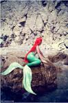 Ariel. The Little Mermaid