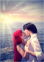 Ariel and Eric by Vaishravana
