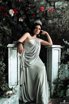 Hera. Greek Mythology by Vaishravana