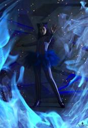 Koan. Black Moon Clan. Sailor Moon by Vaishravana