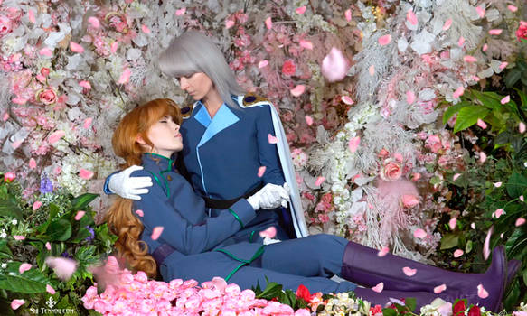 Zoisite's Death. Sailor Moon cosplay