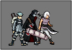 NKM- Next Gene Swordsmen by ResidentOzo