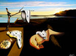 The persistence of memory ( Dali revisited )